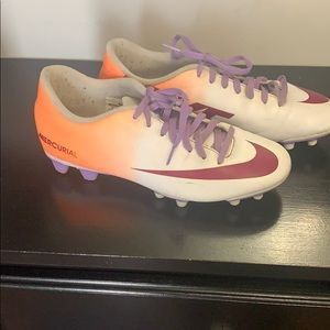 Rugby cleats -sz 9